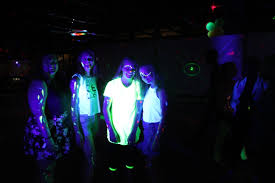 100 Pavilion 18 I WONDER IF I WILL GLOW Business Management Club Lumo Night At The