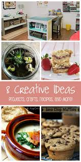 8 Creative Ideas To Try Yourself Projects Crafts Recipes And More