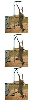 Game Carts Gambrels And Hoists 177888: Deer Hunting Equipment Big ... Deer Hoist For Pickup Trucks Wwwtopsimagescom Best Big Game Hanger For Skning 701 Outdoors Youtube Extendatruck 2in1 Load Support Mikestexauntfishcom 2 In 1 Skinner Redneck Blinds Rage Powersports Portable Tripod With Gambrel Direct Outdoor Receiver Hitch Swivel 635693 Carriers Kill Shot 500 Lb Capacity Deluxe Hitchmounted Home Made Receiver Hitch Game Hoist Texasbowhuntercom Community Hunting Tips How To A Into Your Truck By Yourself Biter 94895 Bags Hoists At Something Practical Loading Deer New York