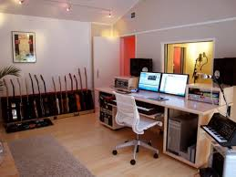 Home Recording Studio Design Ideas | Home Interior Design Ideas House Plan Design Studio Home Collection Rare Music Ideas Modern Recording Decorating Interior Awesome Fniture 6 Desk A Garage Turned Lectic At Home Music Studio Professional Project 20 Photos From Audio Tech Junkies Pictures Best Small Corner Plans With Large White Wooden Homtudiosignideas 5 Pinterest