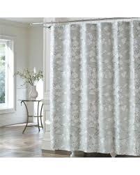 great deals on j queen new york mika shower curtain in sea foam