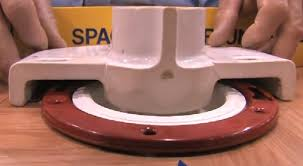 plumbing should my toilet flange sit on top of the backer board