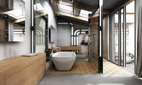 lighting designs for your Industrial bathroom