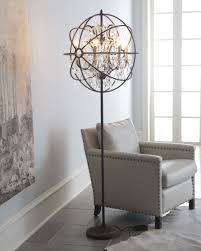 Cb2 Green Arc Lamp by Floor Lamps Fall 2012 Popsugar Home