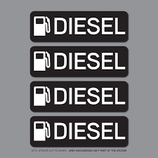 SKU2557 - 4 X Diesel Fuel Reminder Stickers - Car - Truck - Bus ... Ford Diesel Truck Stickers 38829 Enews 2019 Duramax Allison Emblem Decal For Badges Soot Life Graffiti Car Decals Window Page 9 Dodge Cummins Forum Funny Trucks Vinyl For Www Pixshark Dirty Tribal Sticker Flare Llc Whosale 50 Pcslot Power Stroke And Van Stickers Resource Forums Front Chevy Silverado Bing Images Too Much