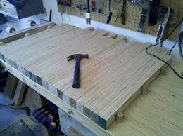 Plans For Building A Wood Workbench by Plan To Build