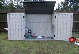 powershelter kit ii for storing and running portable generator