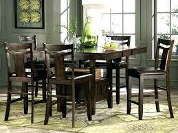 Dining Table Chair Set Tall And Chairs Dimensions This Bennox Room With Bench Of 6