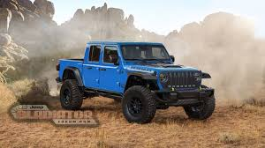 100 Truck Jeep Will A Hercules Lift Gladiator Against Raptor And ZR2 Quadratec