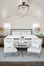 Beach House Master Bedroom With Neutral Color Palette