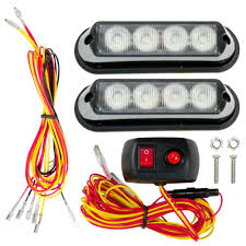100 Strobe Light For Trucks Blazer International LED KitC4845 The Home Depot