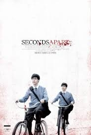 Seconds Apart affiche