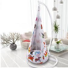 großhandel bunte kinder hängematte gartenmöbel stuhl indoor outdoor hängen schaukel sitz terrasse tragbare q190603 yiwang08 44 38 auf