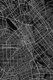 Road Map Digital Art