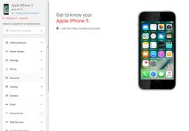 Apple iPhone 5 Support Overview Apps & Wid s