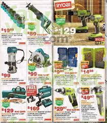 Home Depot Black Friday 2013