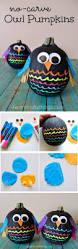 Spongebob Pumpkin Carving by 50 Kid Friendly No Carve Pumpkin Decorating Ideas Hative