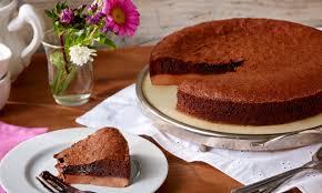 brownie pudding kuchen
