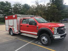 100 Used Rescue Trucks KME Light Duty Ford F550 4x4 Fire Truck For Sale Gorman