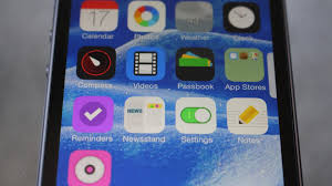 How to Add a Theme Change Icons on your iPhone iPad in iOS 7