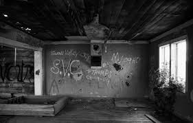 Swan Valley Abandoned House Inside The