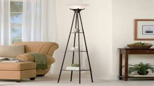 Mainstays Floor Lamp Assembly Instructions by Mainstays 71 Floor Lamp Black Finish Youtube