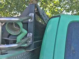 Headache Racks - Rollover Protection For An Engine? - Wildfire Today