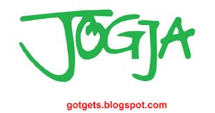 Download Tulisan JOGJA Vector