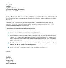 Book Writing Template Pdf A Business Proposal Letter Sample