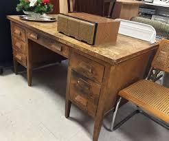 vintage teacher s desk makeover hometalk