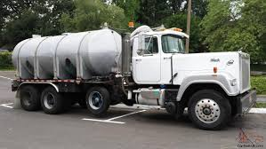 WATER TRUCK 1989 Mack Superliner RW713 Tanktruforsalestock178733 Fuel Trucks Tank Oilmens Hot Selling Custom Bowser Hino Oil For Sale In China Dofeng Insulated Milk Delivery Truck 4000l Philippines Isuzu Vacuum Pump Sewage Tanker Septic Water New Opperman Son 90 With Cm 2017 Peterbilt 348 Water 5119 Miles Morris 3500 Gallon On Freightliner Chassis Shermac 2530cbm Iveco Tanker 8x4