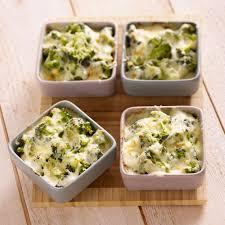 cuisiner le brocolis recette gratin de brocolis facile francine recette de gratin