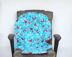 highchair pad etsy