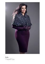 size business woman in dea london fall winter collection 2017