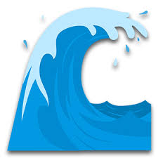 Monster Waves clipart 2