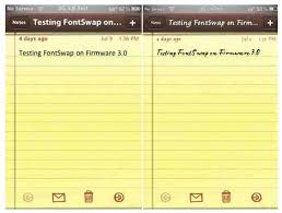 How To Change Fonts In Apple iPhone iPad iPod Touch