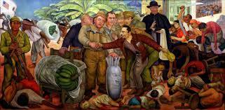 Jose Clemente Orozco Murales Con Significado by Jose Antonio Bru Blog El Muralista Diego Rivera La Historia De