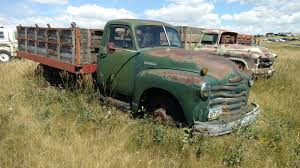 100 1948 Chevy Truck Grain Fortuna ND