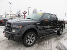 2014 Used Ford F-150 FX4 SuperCrew 4WD Heated Leather 20