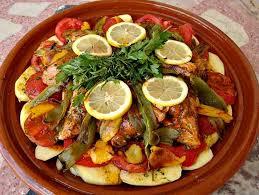 morocan cuisine moroccan fish tagine mqualli recipe