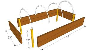 amazing raised bed design raised garden or flower bed walk into