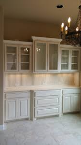 Built In Dining Room Hutch JB Murphy Custom Cabinet Makers