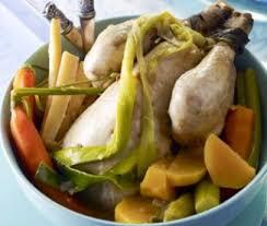poule au pot lyon recette au pot