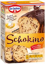 schokino kuchen klassische kastenkuchen dr oetker