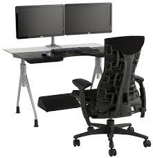 configuration pc bureau 25 best gaming desks of 2018 high ground gaming