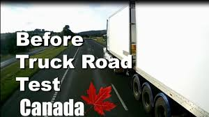 100 Universal Truck Driving School Before Road Test