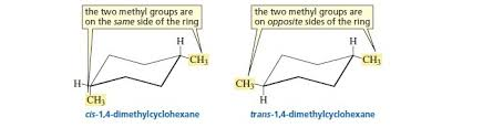 Chair Conformation Of Cyclohexane Ppt by Conformations Of Disubstituted Cyclohexanes Cis Isomer Trans