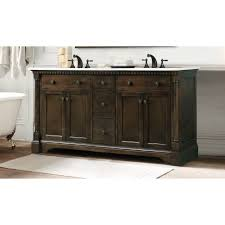 Wayfair Bathroom Vanity Accessories by Modern Bathroom Vanities Allmodern Ekochic 69 Double Vanity Set