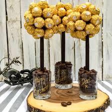 Ferrero Rocher Christmas Tree Box by Personalised Ferrero Rocher Sweet Tree By Sweet Trees