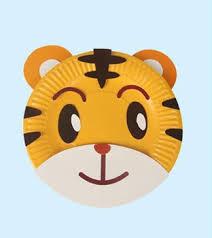 2017 Custom Logo Handwork Paper Plate For School Children